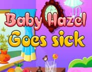 Малышка Хейзель заболела