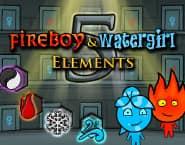 Мальчик-огонь и девочка-вода 5: элементы