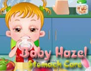 Малышка Хазел: Забота о Животе