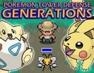 Покемон защита башни