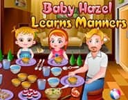 Малышка Хазел: Учимся Манерам
