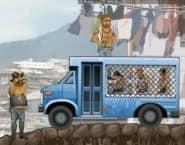 Водитель тюремного автобуса