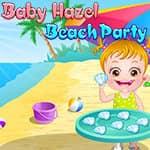 Малышка Хазел: Пляжная Вечеринка