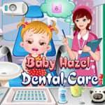 Малышка Хазел: проверка зубов