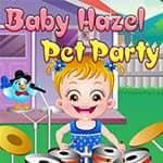 Малышка Хазел: Вечеринка Домашних Животных