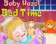 Малышка Хазел: пора спать