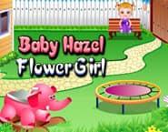 Малышка Хейзел:цветочница
